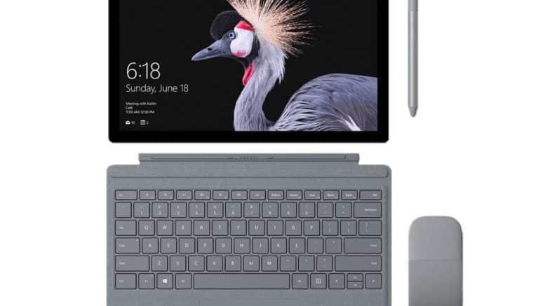 Pack Microsoft Surface Pro