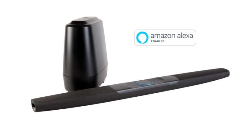 polk command bar une nouvelle barre de son connect e compatible amazon alexa. Black Bedroom Furniture Sets. Home Design Ideas