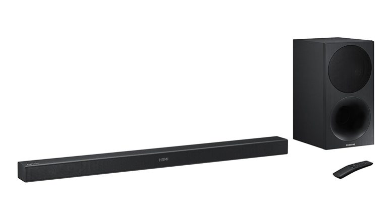 bon plan 31 de r duction sur la barre de son samsung hw m450 zf. Black Bedroom Furniture Sets. Home Design Ideas