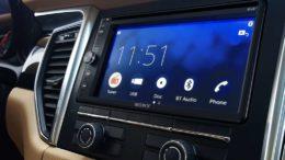 Sony XAV-AX205DB