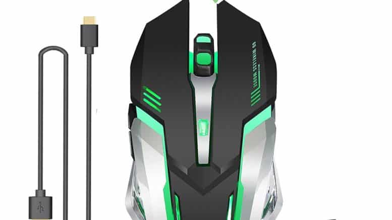 Souris Gamers sans fil HUAYU TECHNOLOGY CO.,LIMITED.