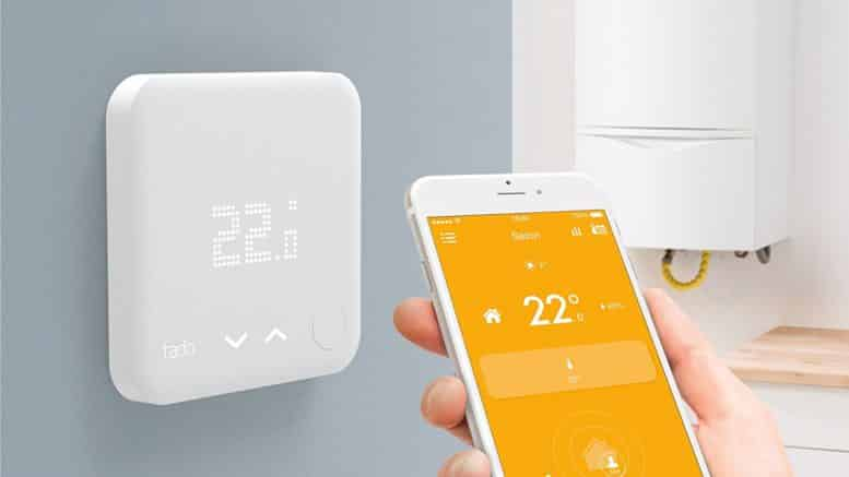 tado° Thermostat Intelligent - Kit de démarrage (v3)