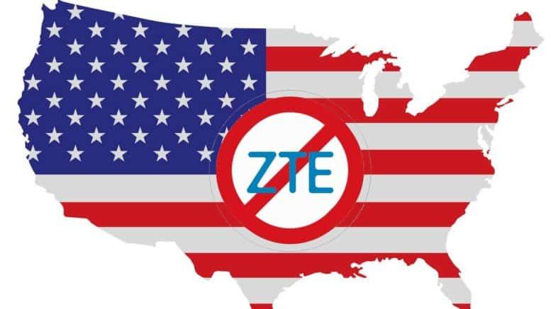ZTE Banned
