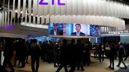 ZTE Booth