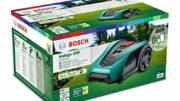 Robot tondeuse connecté Bosch Indego 350 Connect