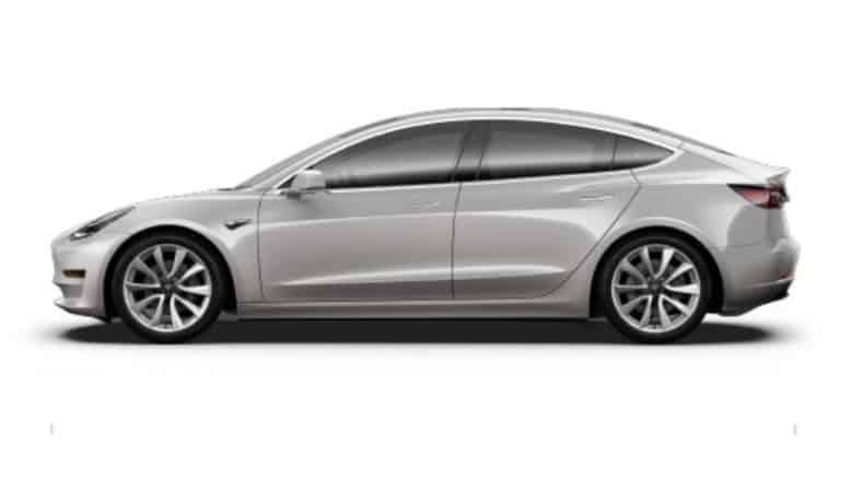 Tesla Model 3 WiFi