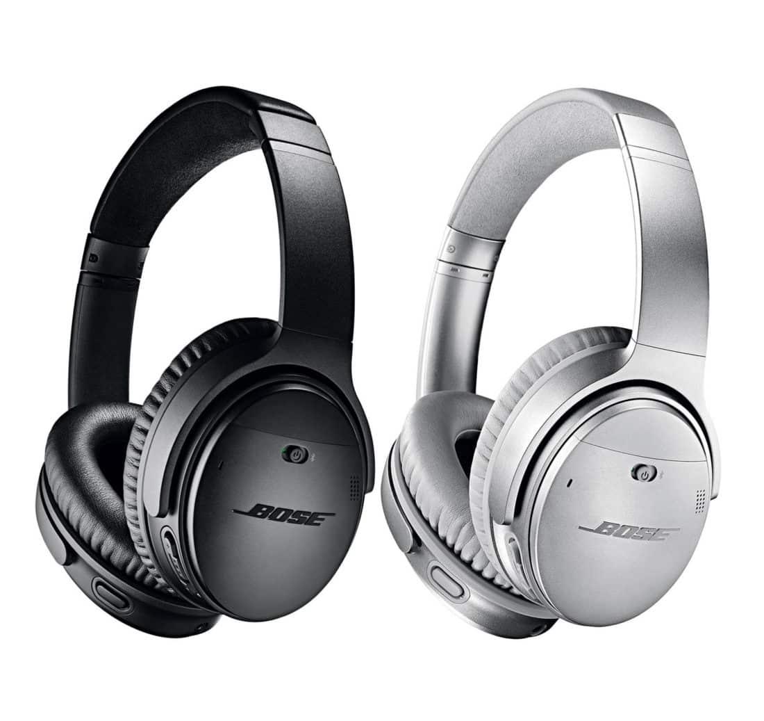 comparatif casque audio bluetooth bose 35 silver