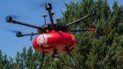 drone pompier