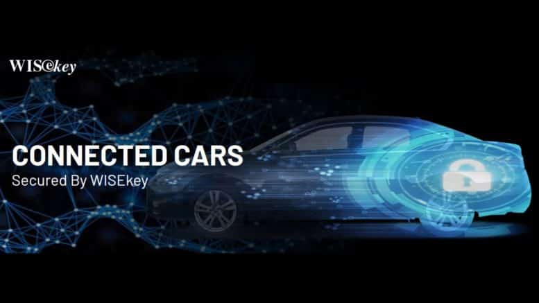 wisekey connected cars