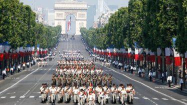 14 juillet Paris