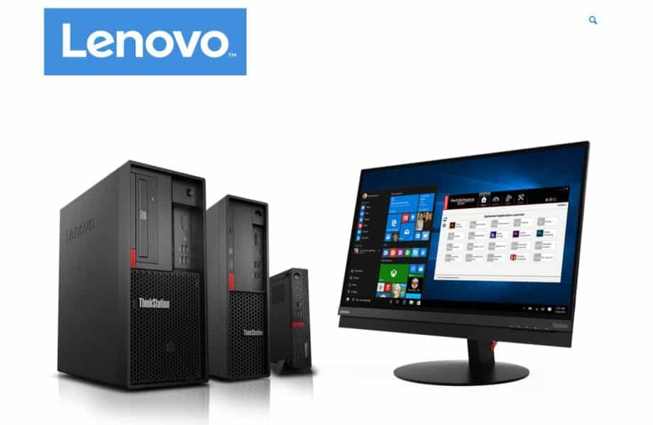 Lenovo ThinkStation P330 serie