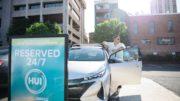 Toyota autopartage