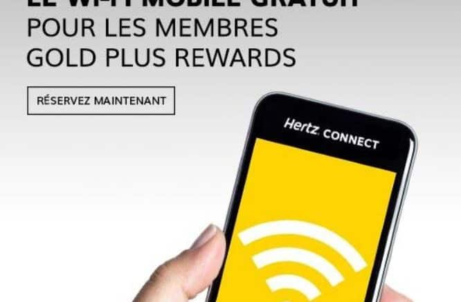 hertz wifi location