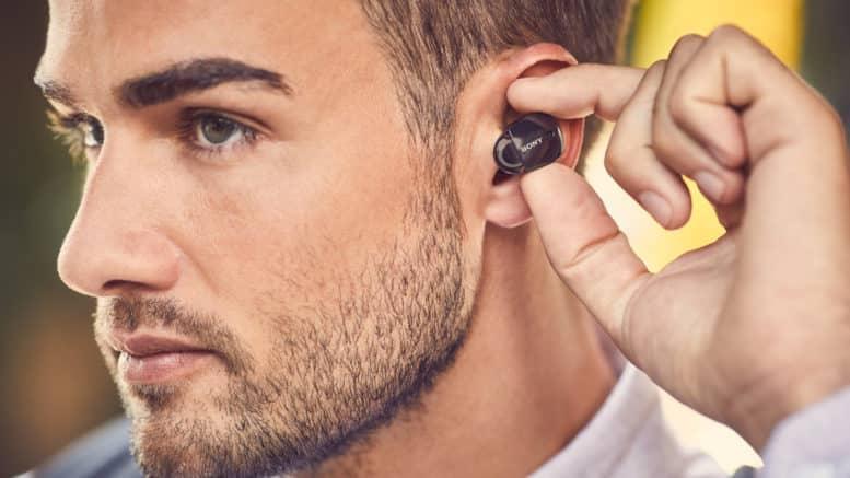 Sony WF-1000XN Mini Oreillettes Bluetooth.