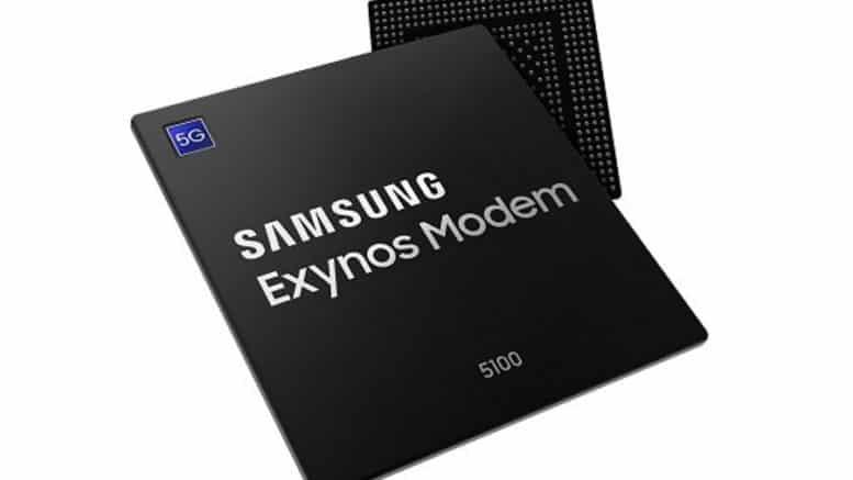 Exynos 5100 Modem