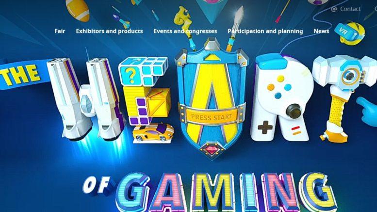 gamescon 2018