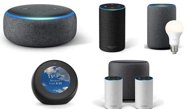 Amazon Echo 2018