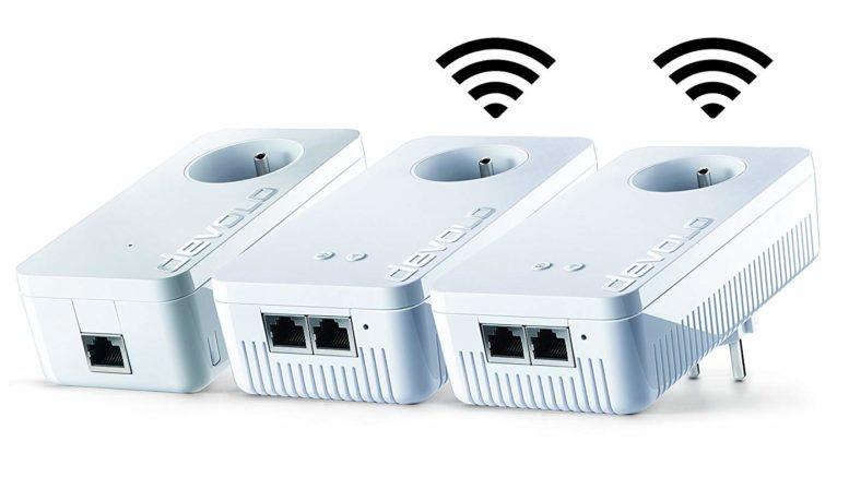 Devolo Kit WiFi Multiroom 1200+