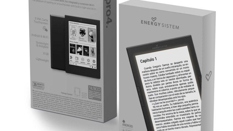 Energy Sistem eReader Pro4