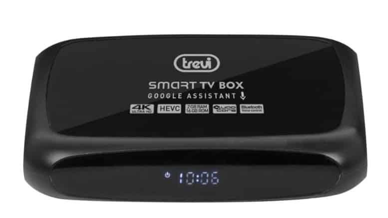 Smart Box Trevi