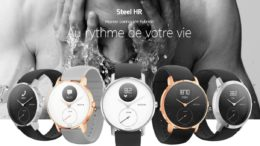 Withings Nokia Steel HR