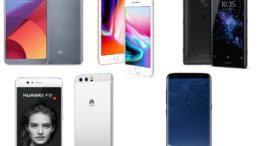 top 5 smartphone