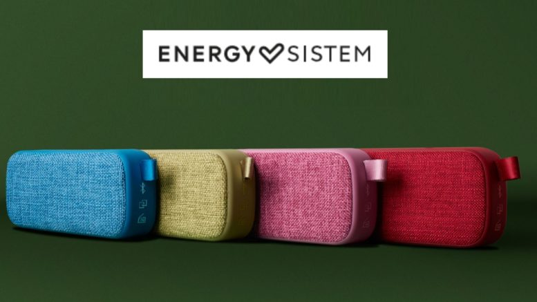 Energy Sistem Fabric Box 3+ Trend