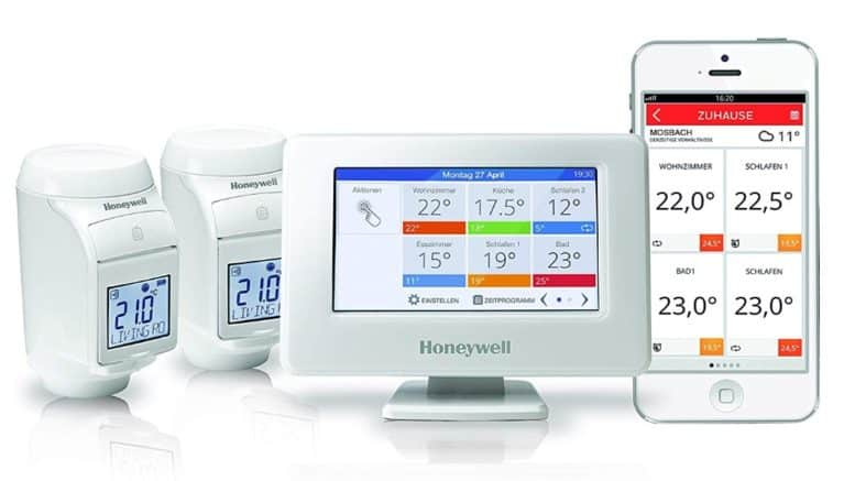 Honeywell THR99C3102 Pack evohome