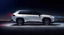 Toyota RAV4 Hybride Première Édition