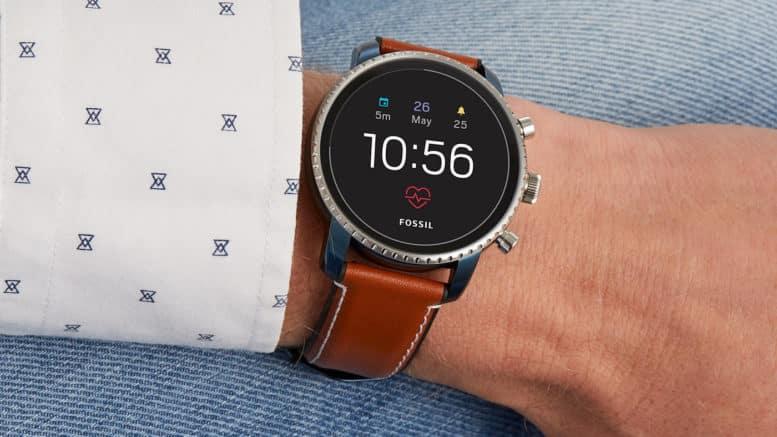 c393720530ac7 Black Friday : 50% de réduction sur les montres connectées Fossil. -