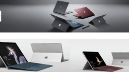 Microsoft Surface promo