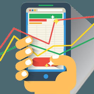 Quid des applications de trading mobiles