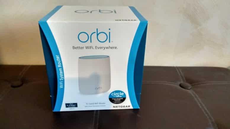 Orbi RBR20