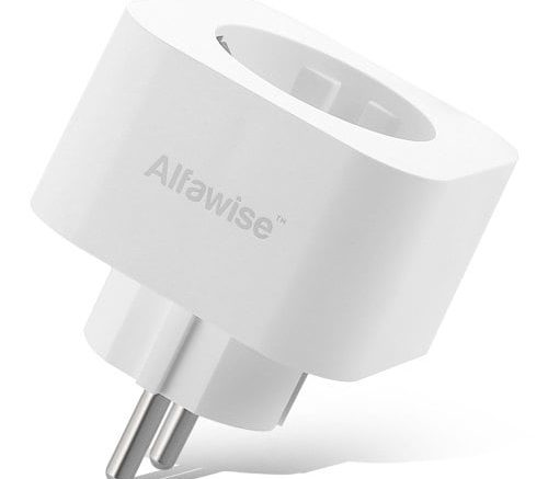 Alfawise Prise Connectée WiFi