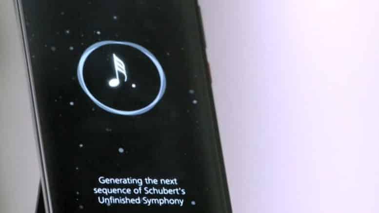 Huawei N°8 Schubert