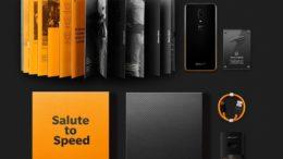 OnePlus 6T McLaren 4G Phablet
