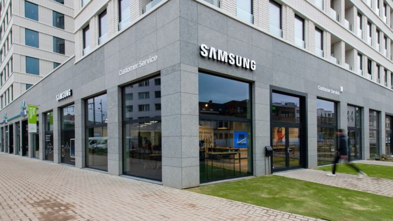 Samsung Opening Service Center Antwerp