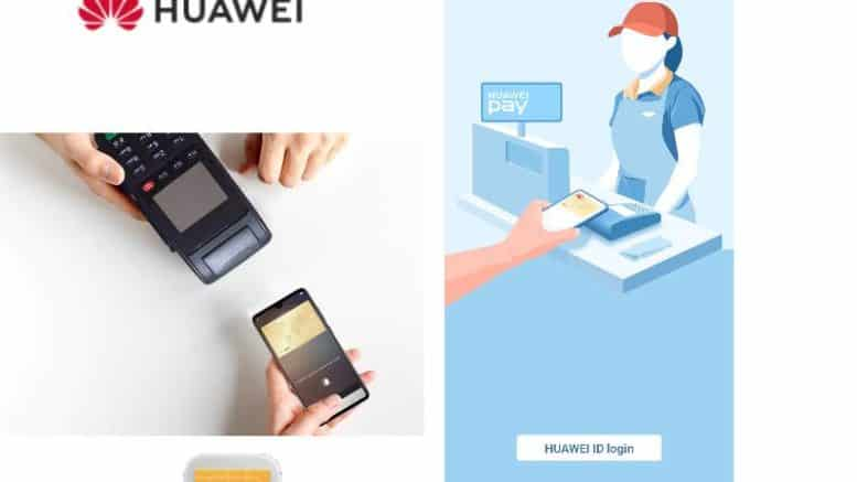 Huawei Pay Wallet