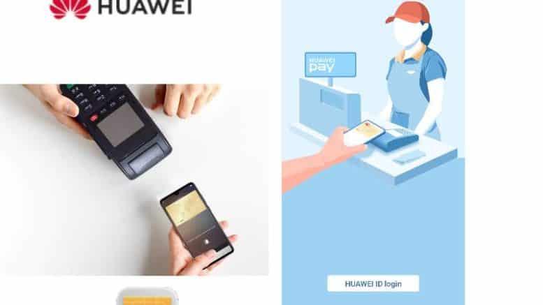 Huawei Pay Wallet