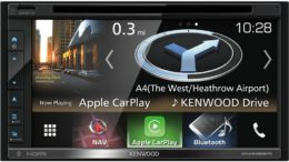 Kenwood 2DIN Autoradio