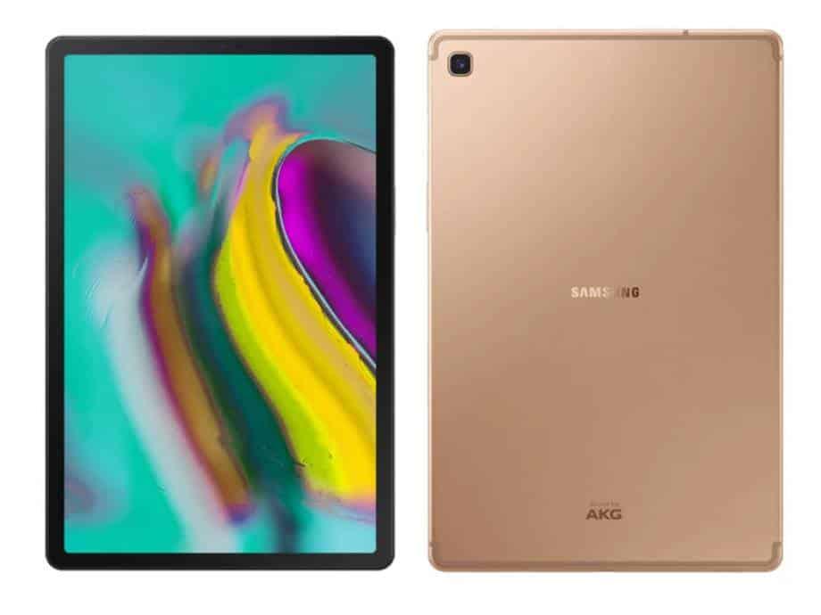 Galaxy Tab S5e La Nouvelle Tablette De Samsung Pour 2019