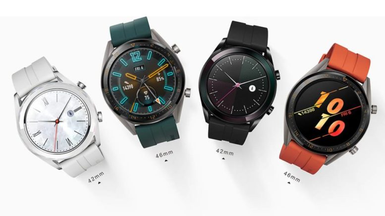 HUAWEI WATCH GT version 2
