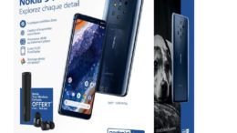 Nokia 9 Pureview pack