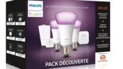 Philips Hue découverte