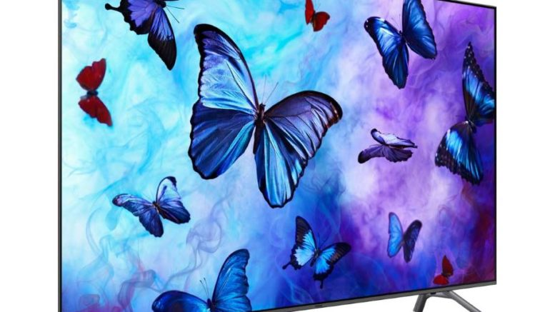 TV QLED Samsung QE55Q6F 2018