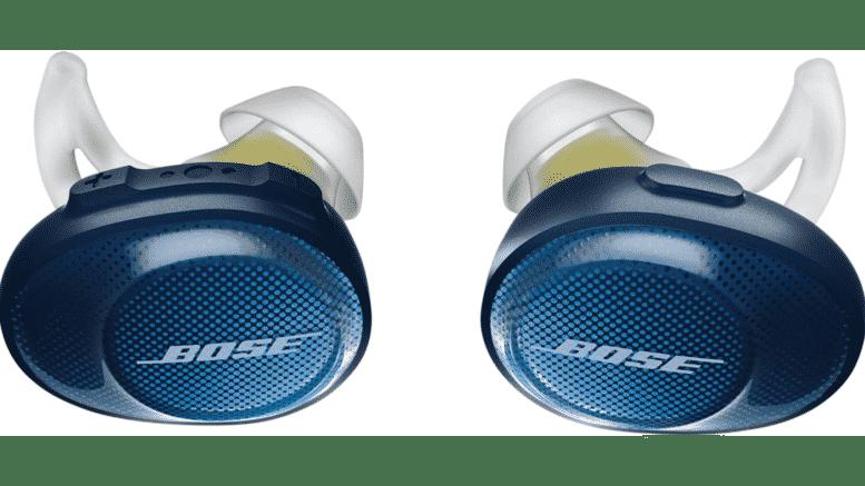 Bose Soundsport Free Bleu