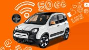 Fiat Panda Connected