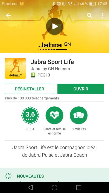 Jabra Sport Coach Wireless configuration