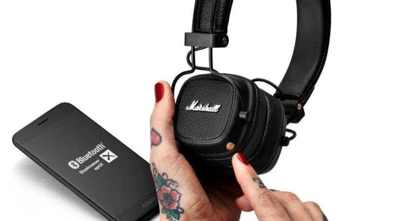 Bon Plan 33 De Remises Sur Le Casque Marshall Major Iii Bluetooth