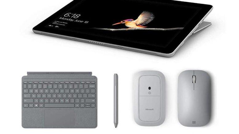 Pack Microsoft GO